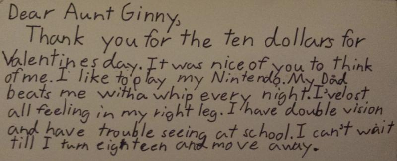 aunt ginny 1989